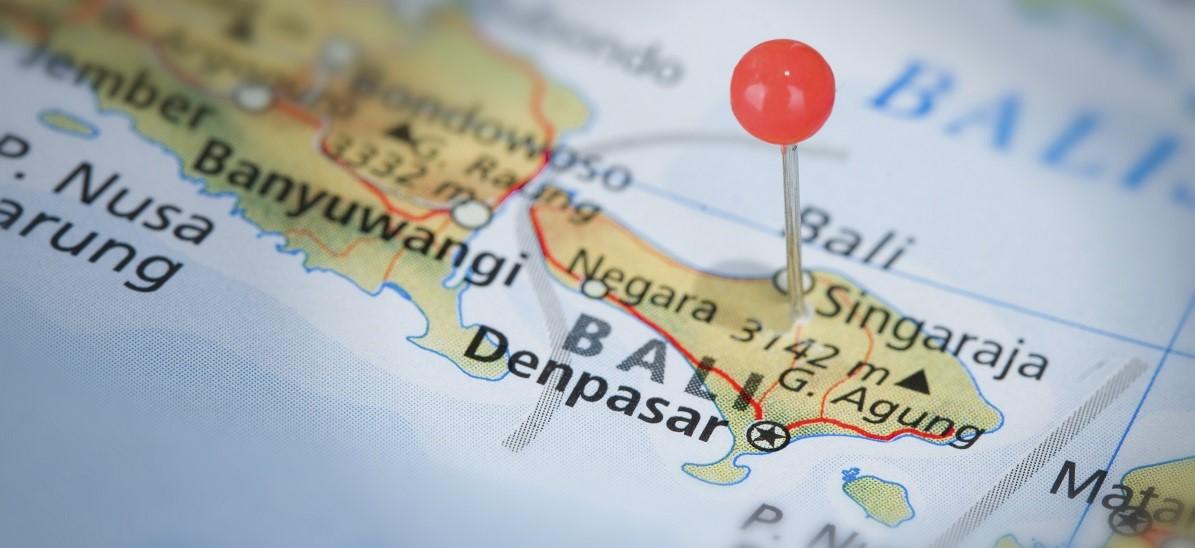 Podróż na Bali