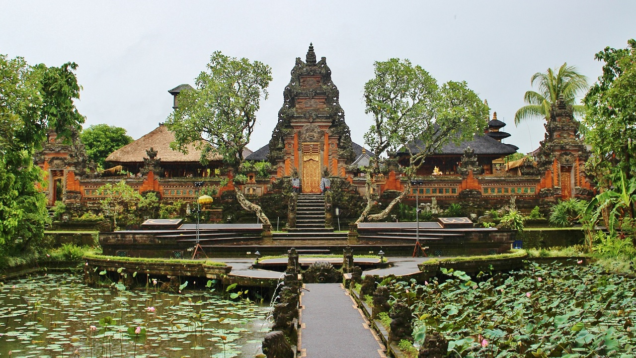 Atrakcje miasta Ubud